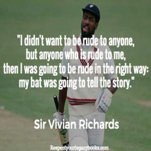 Vivian Richards Quotes - 2