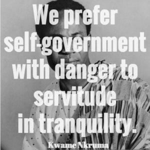 Kwame Nkruma Quotes