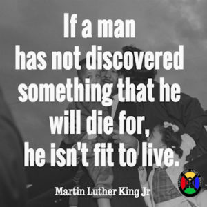 Martin Luther King Jr Live Quote