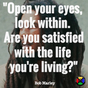 Bob Marley Quote - Life