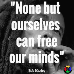 Bob Marley Quote - Mind